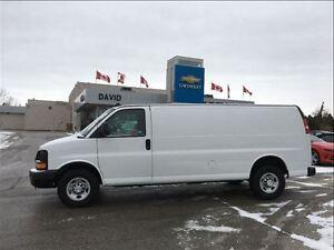 2016 Chevrolet Express 2500 2500HD EXT 155WB, AM/FM/MP3 PLAYER,
