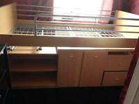 For sale Hampshire cabin bed