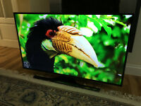 "50"" SAMSUNG 'J' SERIES - SMART 4K UHD -900hz- WI-FI- LED TV - WARRANTY"