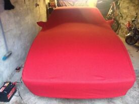 TVR WEDGE 400 se Indoor cover