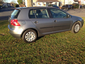 VW Golf Diesel 2007 Full Service History Timing Belt Changed MOT 2017 Hpi Clear - P/x Welcome