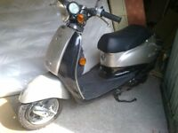 sym moped