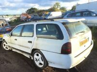 Ford Mondeo estate diesel 2000 year spare parts