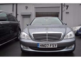 Mercedes-Benz S Class 3.0 S320 CDI 7G-Tronic 4dr *** FULL MERC HISTORY *** £2000 EXTRAS