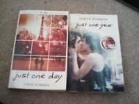 Just One Day & Just One Year