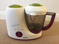 Beaba babycook steamer and blender