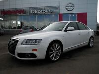 2009 Audi A6 HEATED LEATHER SUNROOF DVD SYSTEM FULL LOAD!