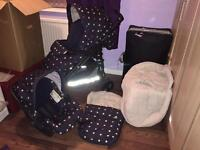 Mamas and papas travel system and accessories (can deliver) viewing welcome