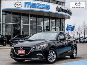 2014 Mazda MAZDA3 GS-Heated Seats, Back Up Camera, Push Button S