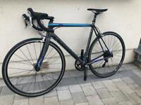Cannondale supersix full carbon road race bike 56cm