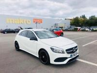 Mercedes a class Amg auto sport lady owner full loaded bargain px swap wel drive away