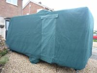 Cover for Bailey Ranger GT60 Series6 -462-2 caravan