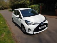TOYOTA YARIS 1.5 HYBRID FULL 12 MONTHS MOT,2 YEARS WARRANTY REMAINING,FULL SERVICE HISTORY