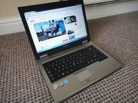 Toshiba Dual Core Laptop, in Excellent Condition