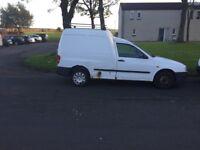 Seat inca van with long mot