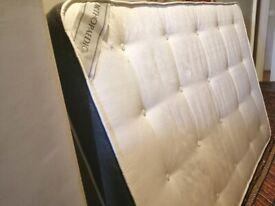 Double size Orthopaedic mattress