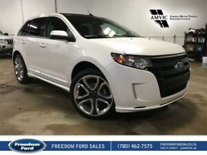 2011 Ford Edge Leather, Navigation, Sunroof