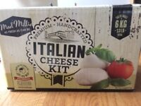 Lakeland Italian Cheese Making kit (never used), retails at £19.99