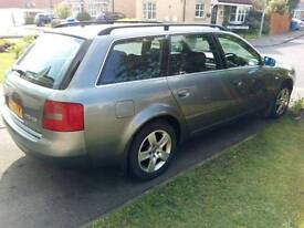 Audi a6 1.9 tdi 110 bhp