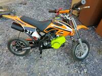Mini moto dirtbike **new**