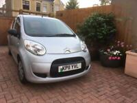 CITROEN C1 5 DR. £20 PER YEAR ROAD TAX CHEAP INSURANCE AND RUNNING COSTS.