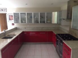 Kitchen for sale - can be sold separately.