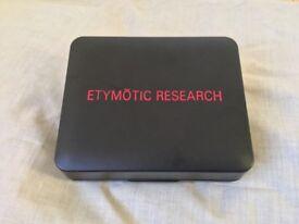 Etymotic ER-4PT Micropro In-Ear Earphones w/ER-4S Adapter