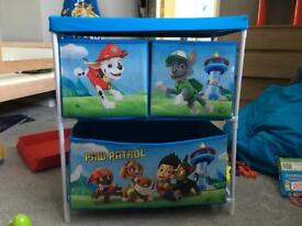 Paw Patrol Drawers