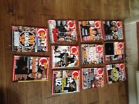 Vintage Q magazines from 2004/2005