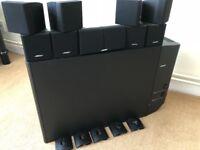 Bose Acoustimass 15 Series Surround System