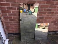 Set of mirrors (x2). Very cheap