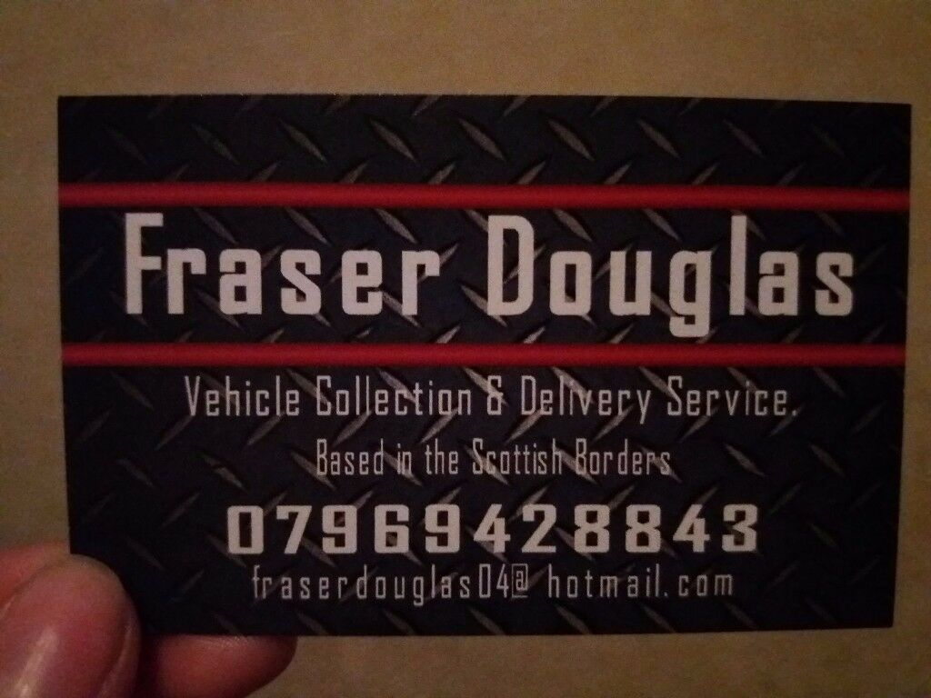 Vehicle Collection & Delivery Service | in Kelso, Scottish Borders ...