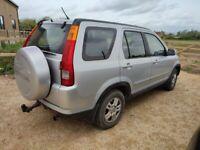 Honda, CRV, Estate, 2003, Other, 1998 (cc), 5 doors