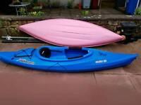 Kayak water quest Aruba 10'