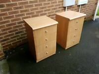4 drawer unit