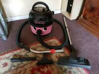 Numatic Hetty vacuum cleaner same as henry