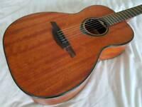 Lag Tramontane T77pe Parlour Acoustic