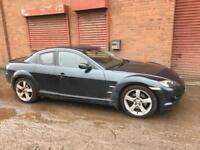 """Mazda rx8 Breaking Complete Car 18"""" Alloys bucket seats etc lots of cheap parts"""