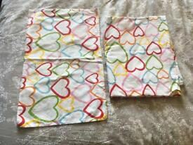 Cotbed duvet cover & pillowcase set