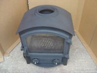 Town & Country Whisperdale 5kw multifuel stove, with airwash