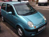 Daewoo matiz se+ 1.0 ideal 1st car cheap little runner small engine