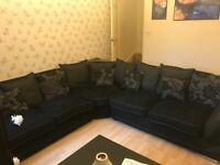 Very large scs corner sofa