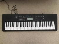 Casio CTK2300 keyboard with stand