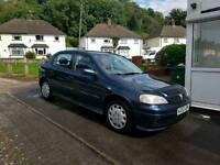 Vauxhall Astra new mot