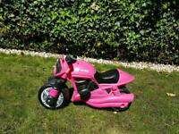 Pink Girls Kids Scooter