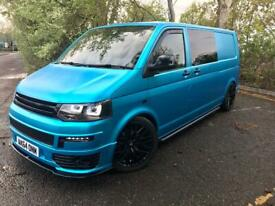 VW T5 Campervan LWB Transporter