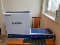 Samsung HW-M460 Soundbar and Subwoofer Black 320W New Boxed