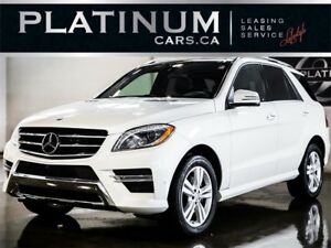 2014 Mercedes-Benz M-Class ML350 BlueTEC, DRIVI