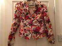 Paul Smith Floral Blazer Size 14
