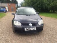 £ 2099 Volkswagen Golf 1.6 FSI SE 5dr AUTO full service history